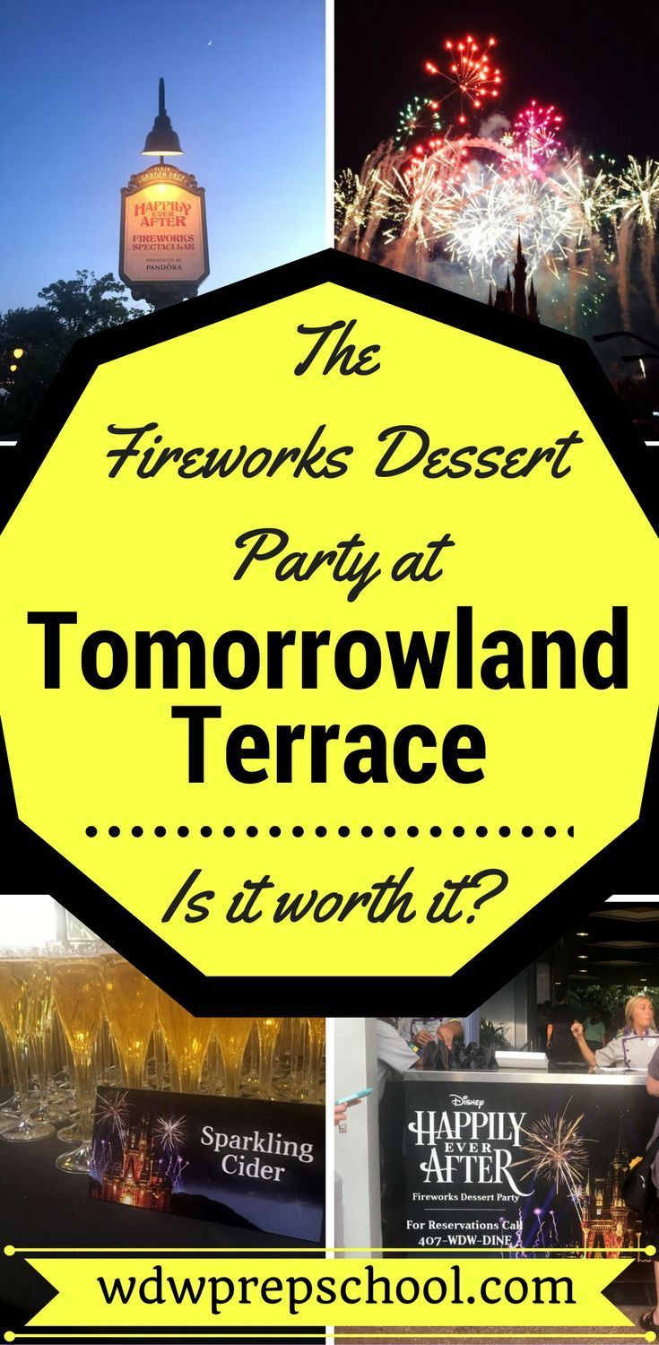 The dessert parties at Disney World aren't cheap, but sometimes they might make sense   Tips on whether the Dessert Party at Tomorrowland Terrace might be worth it for your next trip