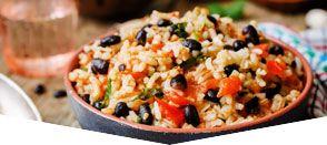 Insalata di riso selvatico