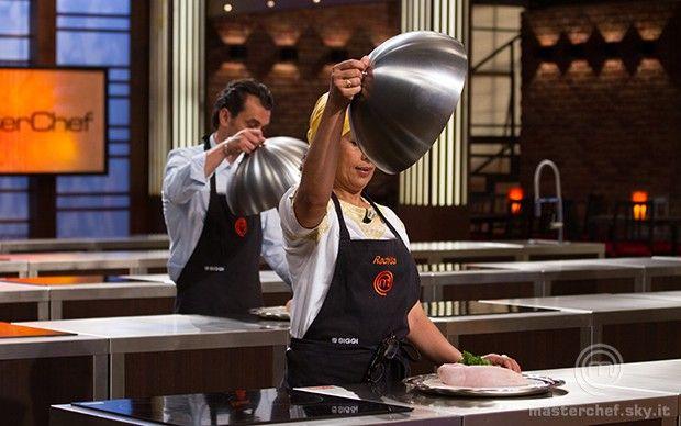 Rachida e Salvatore alzano la cloche