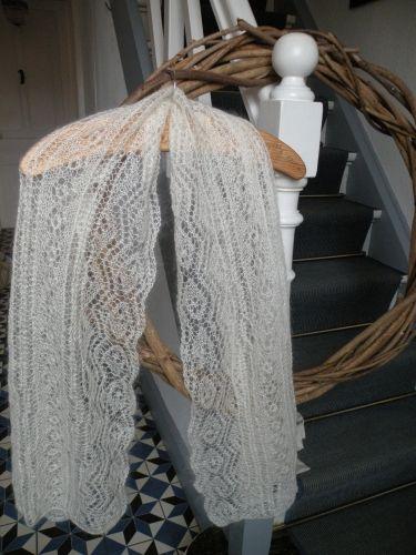 Comment tricoter une echarpe sans qu 39 elle roule - Tricoter une echarpe facilement ...
