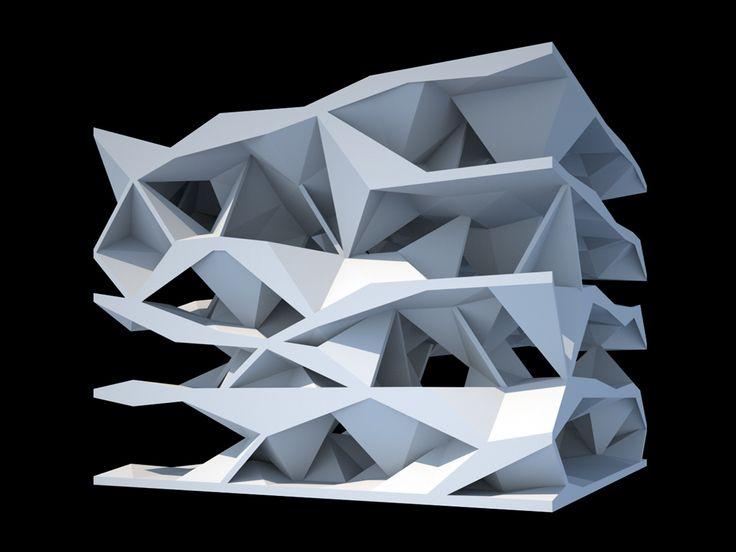 Benjamin Dillenburger - Computational Architecture – Topographies & Topologies