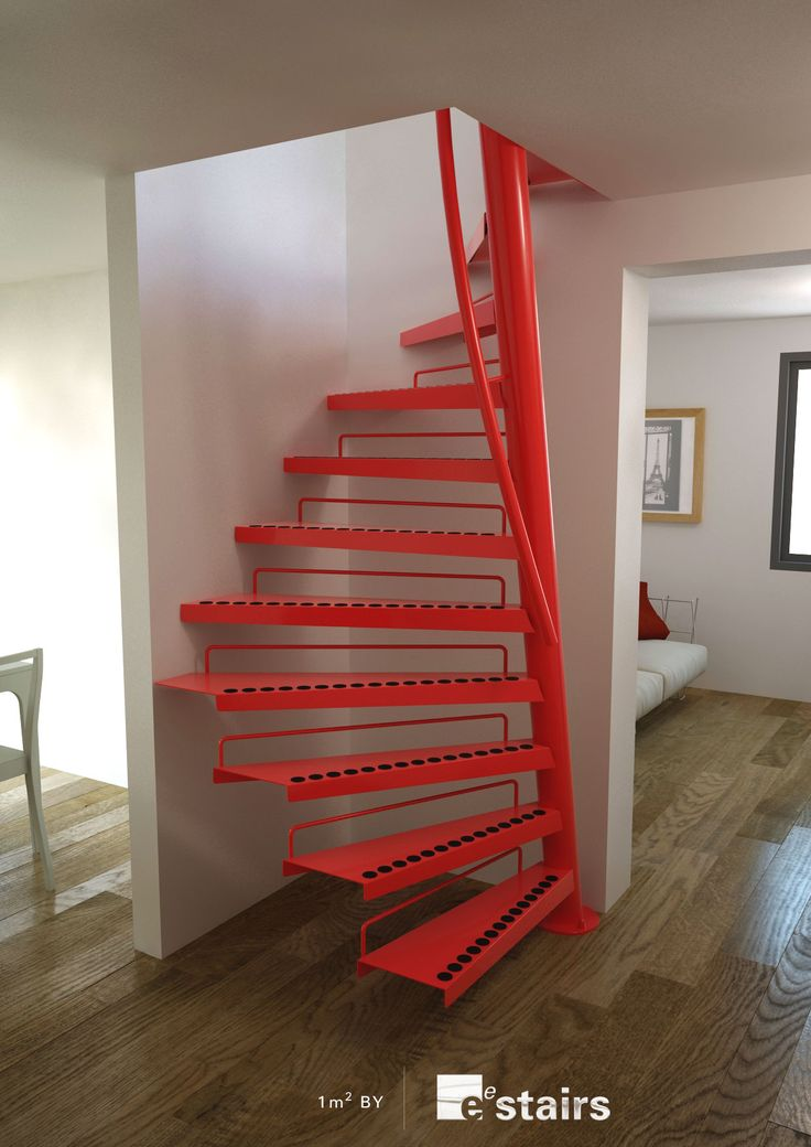 17 Best Images About Compact Stairs On Pinterest