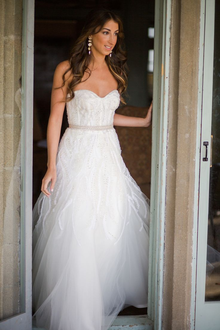 132 best THE Dress images on Pinterest | Wedding dressses, Bridal ...