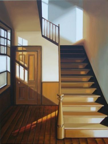 Stairs by Shelley Mansel