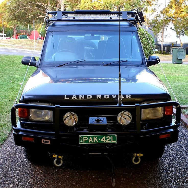 Pin on Land Rover Discovery 1