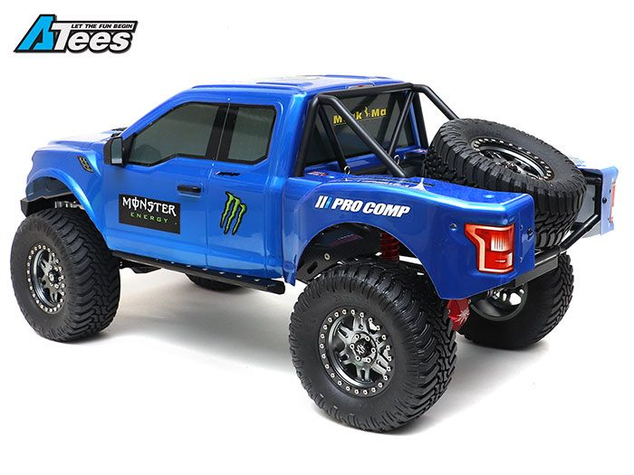 Traction Hobby 2018 F 150 Raptor 1 8 Crawler Lexan Body Asiatees Com Radio Controlled Cars Raptor Hobby