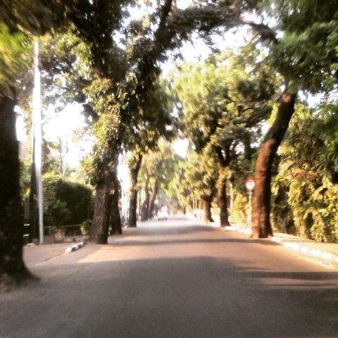 #jakarta near blok M - old neighborhood