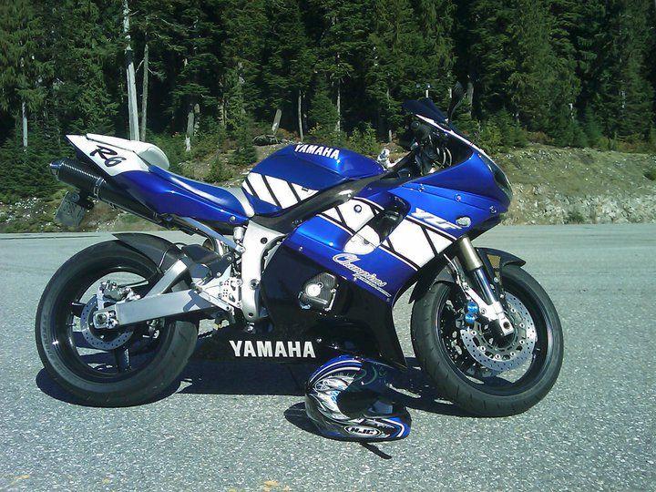 2001 Yamaha R6 - 20150128  #yamaha #r6 #motorrad