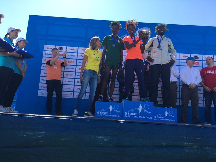 Cape Town Marathon 2017: Asefa Mengstu Negewu defends his title What a great effort! https://www.thesouthafrican.com/cape-town-marathon-2017-asefa-mengstu-negewu-defends-his-title/