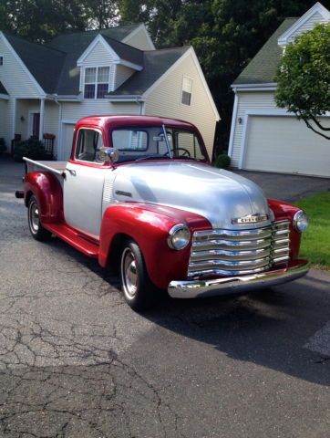 1952 Chevy 3100 Pickup..Re-pin brought to you by #OregonInsuranceagents at #houseofinsurance in #EugeneOregon