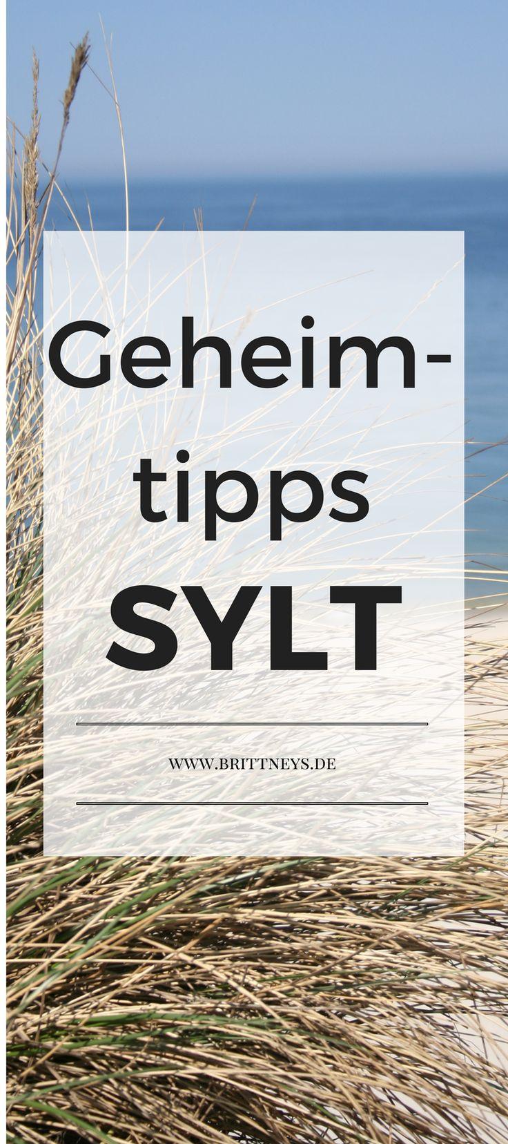 Erlebe den perfekten Urlaub auf Sylt mit den ultimativen Geheimtipps, die du garantiert noch nicht kanntest. #Sylt #UrlaubinDeutschland #Reisetipp