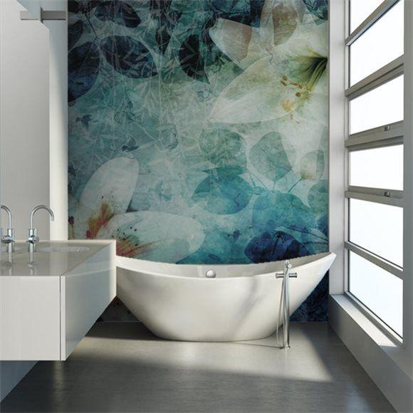 Rebel Walls foto behang interiors wallpaper behang woonkamer behang slaapkamer #trendy #interieurtrends garden-of-dreams