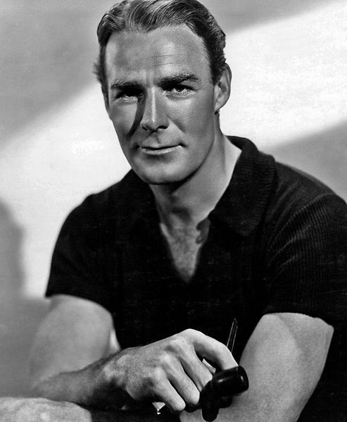 Randolph Scott (January 23, 1898–March 2, 1987) a film actor whose career spanned from 1928 to 1962 was leading man for all but the first three years of his cinematic career. Scott appeared in a variety of genres: social dramas, crime dramas, comedies, musicals, adventure tales, war films, and even a few horror and fantasy films. However, his most enduring image is that of the tall-in-the-saddle Western hero. In Scott's 100 plus film appearances more than 60 were in Westerns.