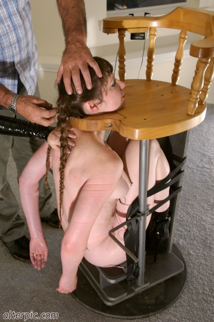 She splendid, Kinky hairdressers blowjob