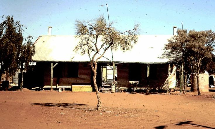 BA2854/19: Chas Green Hospital, Mt Margaret Mission, 1983 (Click to Start Zoom)