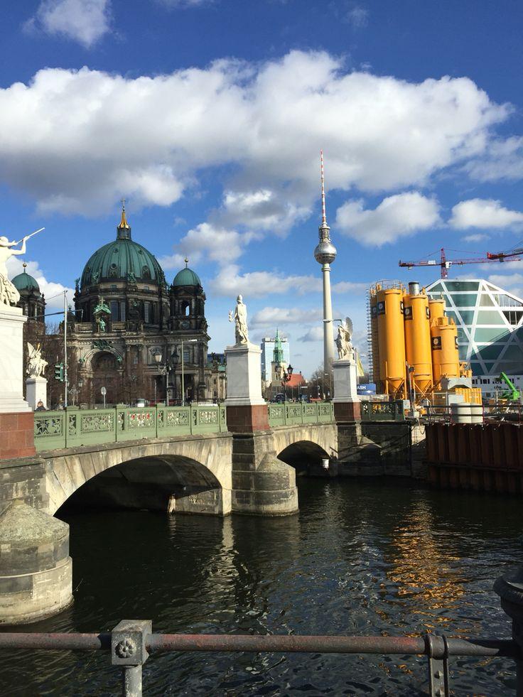 Berlin - alt bis neu...