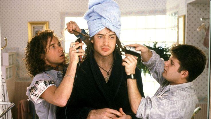 Encino Man, 1992 - Brendan Fraser, Pauly Shore & Sean Astin