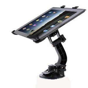 Universal Tablet Car Holder for iPad and many others http://www.pricerunner.co.uk/cl/636/Car-Accessories?search=Universal+phone+holder+car
