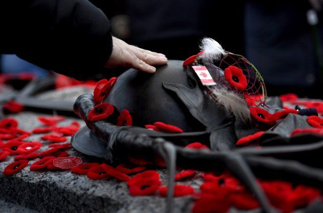 ​​​​​​​Remembrance Day 2017: Photos Of Canada Remembering The Fallen