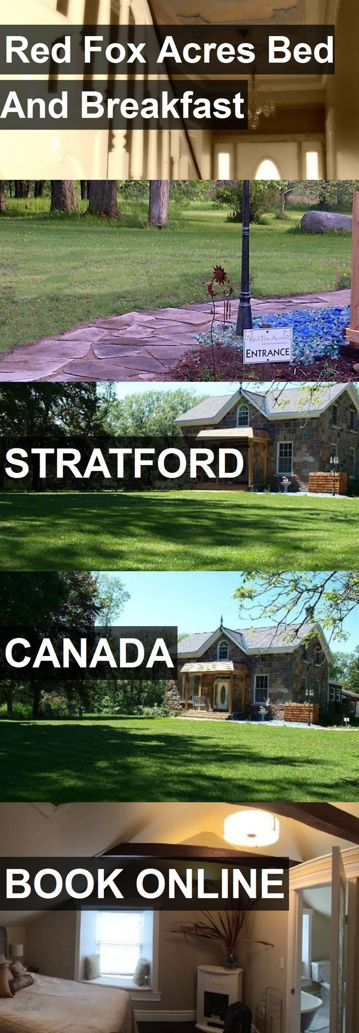 Hotel Red Fox Acres Bed And Breakfast in Stratford, Canada. For more information, photos, reviews and best prices please follow the link. #Canada #Stratford #RedFoxAcresBedAndBreakfast #hotel #travel #vacation