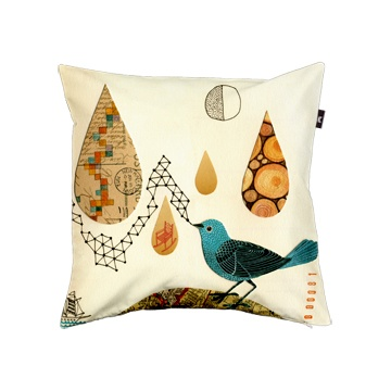 pillow cover from geninne z.
