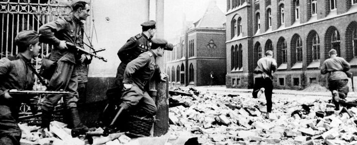 La bataille de Berlin, dernier combat avant la fin