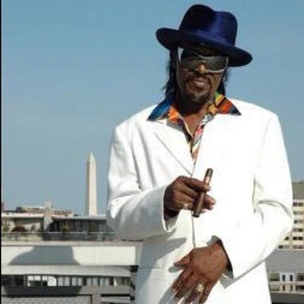 "#Rip Chuck Brown ""God Father of GoGo"" #DC #Gogo"