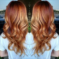 1000 ideas about copper blonde on pinterest hair 2016
