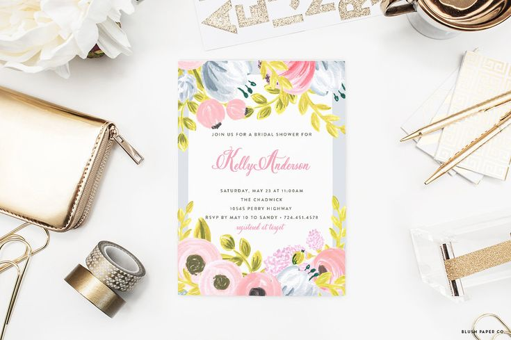 What Should My Wedding Invitation Say: 1000+ Images About BRIDAL SHOWER On Pinterest