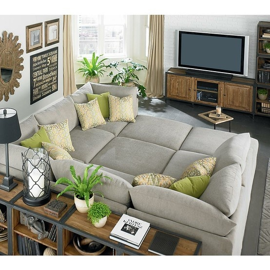 This would be awesome: Decor Ideas, Dreams Houses, Living Rooms, Movie Rooms, Comfy Couch, Media Rooms, Movie Night, Families Rooms, Sofas