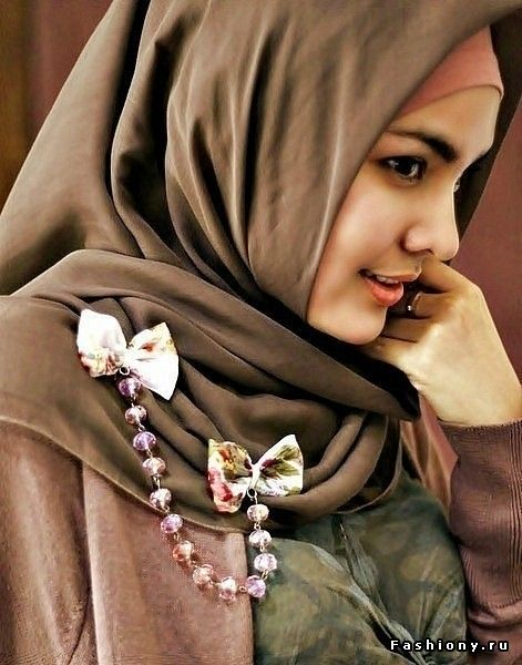 Красота и стиль мусульманок / красивая мусульманка