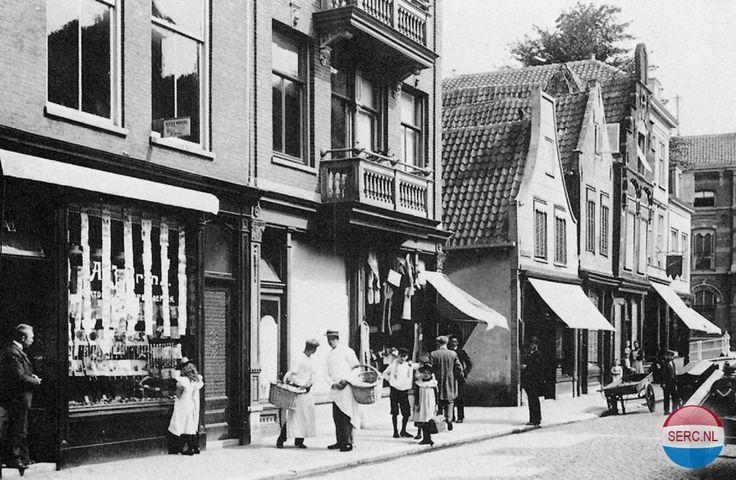 Choorstraat Delft (jaartal: 1910 tot 1920) - Foto's SERC