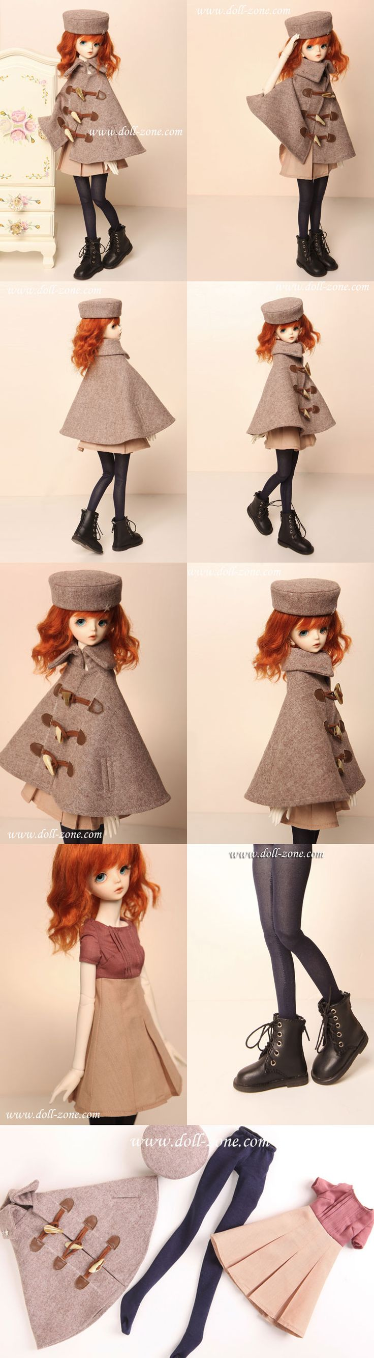 BJD Clothes C45-066 for MSD Ball-jointed Doll_MSD_MSD_CLOTHING_Ball Jointed Dolls (BJD) company-Legenddoll