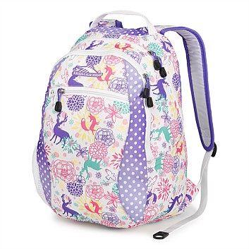 Briscoes - High Sierra Curve Wonderland Backpack