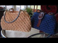 Videolu Anlatımla Kolay Çanta Yapımı - 1 Saatte Kendi Çantanızı Örün - El Sanatları ve Hobi