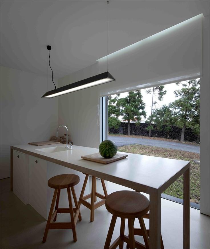 C/Z House, São Roque do Pico, 2011: Interior Design, Cz House, Ideas, C Z House, Interiors Design Kitchens, Bar Kitchens, Architecture Interiors, H Kitchens, Interior Desinger