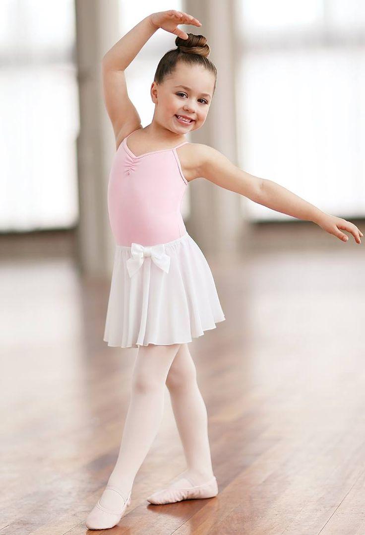 Kids' Bow-Accent Skirt | Balera™