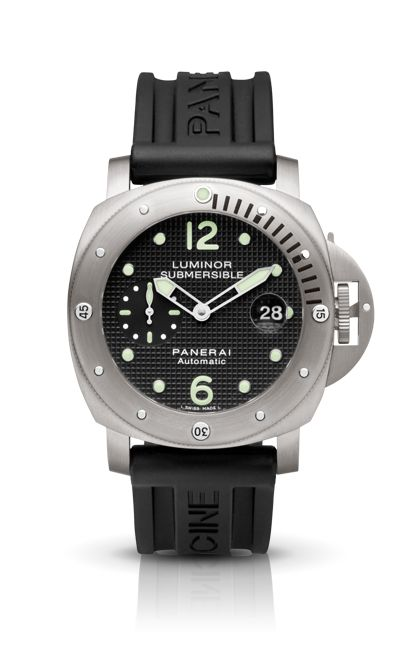 Luminor Submersible PAM00025 - Collection Submersible - Watches Officine Panerai