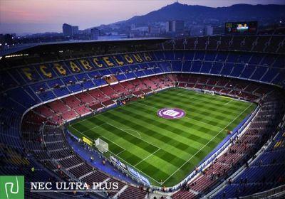 Стадион Камп Ноу (Барселона, Испания)
