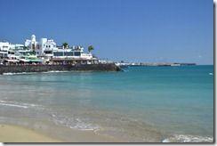 February weather in Playa Blanca Lanzarote
