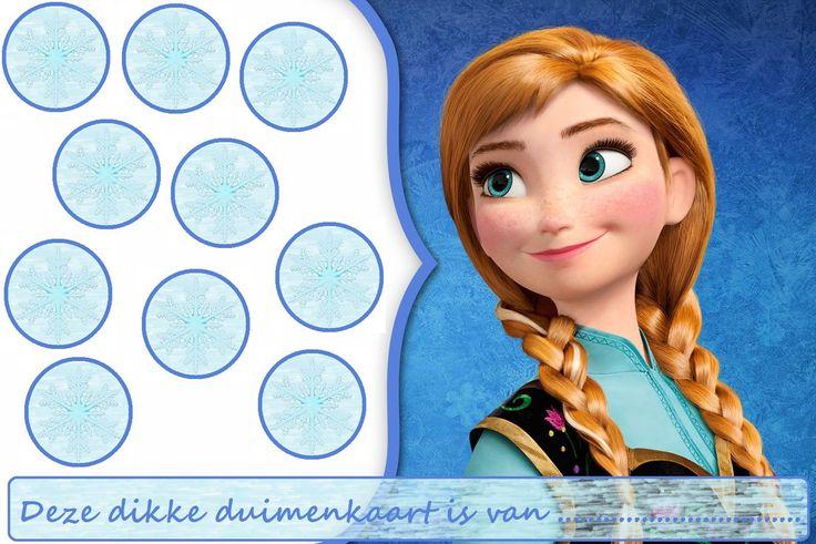 Frozen - Website of dikkeduimenkaarten!