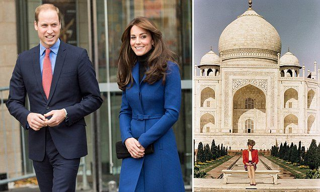 Duke and Duchess of Cambridge will meet Bollywood stars in India