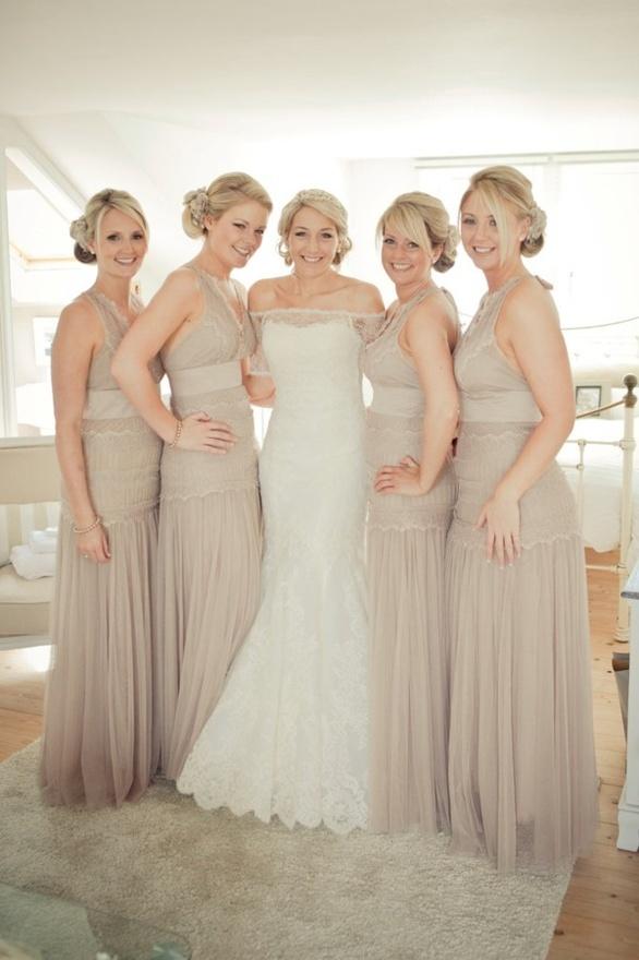 bridal party dresses - auh-mazing!