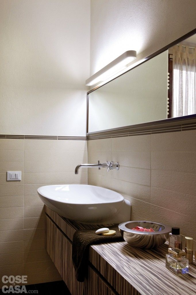oltre 25 fantastiche idee su marrone da bagno su pinterest | bagno ... - Bagni Moderni Beige E Marrone