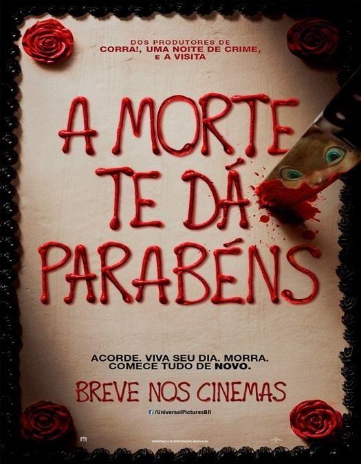 A Morte Te Da Parabens Dublado Uma Noite De Crime Filmes Legais