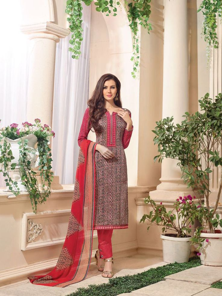 Salwar Suit New Pakistani Bollywood Indian Anarkali Dress Ethnic Kameez Designer #TanishiFashion