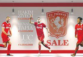 6-May-2015 11:34 - HET IS UITVERKOOP BIJ FC TWENTE. FC Twente houdt komende zomer, tegen wil en dank, uitverkoop. De club uit Enschede balanceert door financieel mismanagement op de rand van de…...