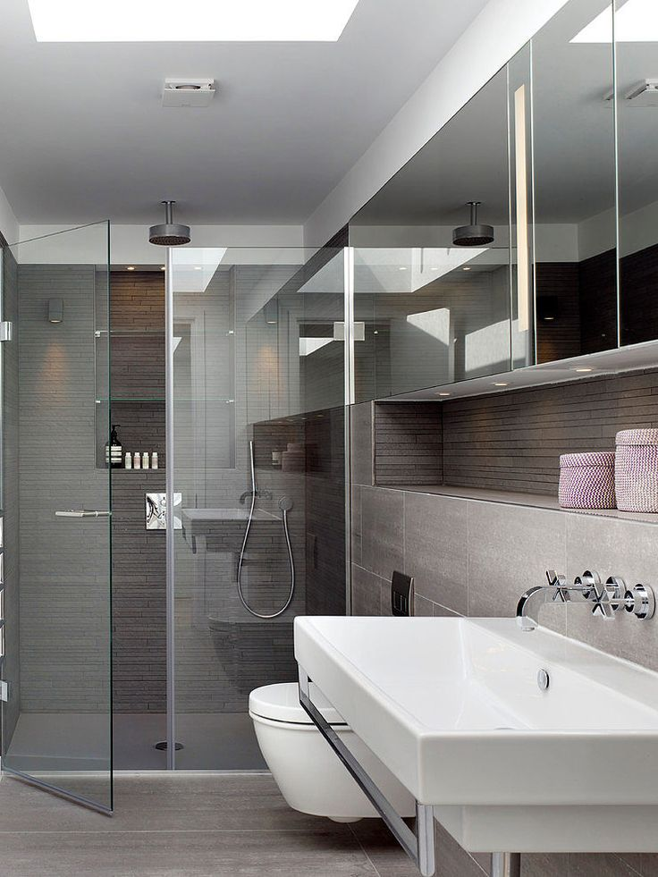 House Bloomsbury   Scandinavian   Bathroom   London   By Stiff And  Trevillion