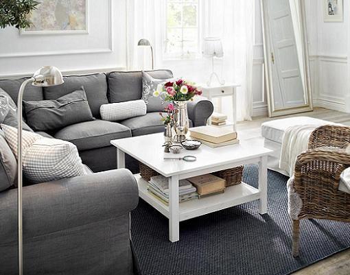 M s de 1000 ideas sobre mesas de centro redondas en pinterest mesas de caf muebles y mesas - Decorar salon ikea ...