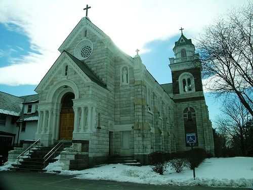 Santuario Nacional de la Divina Misericordia en Stockbridge Massachusetts Estados Unidos